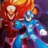 Mega Man X Legacy Collection 1 + 2 artwork