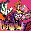 Nefarious (PS4) game cover art