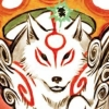 Okami HD (PS4) game cover art