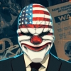 Payday 2: Crimewave Edition (PS4) game cover art