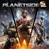 PlanetSide 2 (PS4) game cover art