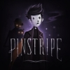 Pinstripe artwork