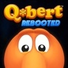 Q*bert: Rebooted (PS4) game cover art