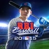 R.B.I. Baseball 15 (PS4) game cover art