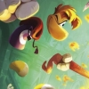 Rayman Legends artwork