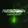 Resogun: Heroes artwork