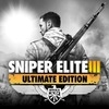 Sniper Elite III: Ultimate Edition (PS4) game cover art