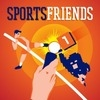 Sportsfriends (PS4) game cover art