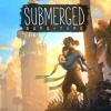 Submerged artwork