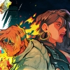 Streets of Rage 4 (PlayStation 4) artwork