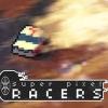 Super Pixel Racers artwork