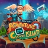 Skylar & Plux: Adventure on Clover Island artwork