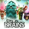 Tiny Brains (PS4) game cover art
