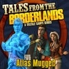 Tales From The Borderlands: A Telltale Games Series - Episode 2: Atlas Mugged (PS4) game cover art