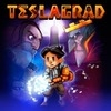 Teslagrad (PlayStation 4) artwork