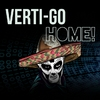 VERTI-GO HOME! (PS4) game cover art