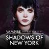 Vampire: The Masquerade - Shadows of New York (XSX) game cover art