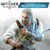 The Witcher 3: Hearts of Stone (PlayStation 4) artwork