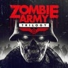 Zombie Army Trilogy (PS4) game cover art