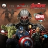 Zen Pinball 2: Marvel's Avengers - Age of Ultron artwork