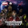 Zen Pinball 2: Guardians of the Galaxy artwork