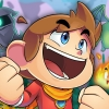 Alex Kidd in Miracle World DX artwork