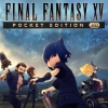 Final Fantasy XV Pocket Edition HD (XSX) game cover art