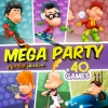 Mega Party: A Tootuff Adventure artwork