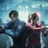 Resident Evil 2 (XB1) game cover art