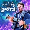 Tesla vs Lovecraft artwork