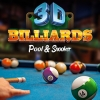 3D Billiards: Pool & Snooker artwork