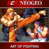 ACA NeoGeo: Art of Fighting artwork