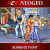 ACA NeoGeo: Burning Fight artwork