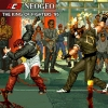 AkeAka NeoGeo: The King of Fighters '95 artwork