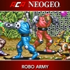 ACA NeoGeo: Robo Army artwork