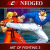 ACA NeoGeo: Art of Fighting 3 artwork