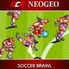 ACA NeoGeo: Soccer Brawl (SWITCH) game cover art
