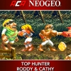 ACA NeoGeo: Top Hunter - Roddy & Cathy (SWITCH) game cover art