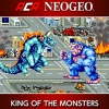 ACA NeoGeo: King of the Monsters (SWITCH) game cover art