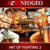 ACA NeoGeo: Art of Fighting 2 (SWITCH) game cover art