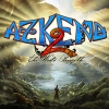 Azkend 2: The World Beneath (SWITCH) game cover art
