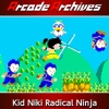 Arcade Archives: Kid Niki Radical Ninja artwork