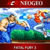 ACA NeoGeo: Fatal Fury 3 (SWITCH) game cover art