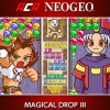ACA NeoGeo: Magical Drop III (SWITCH) game cover art