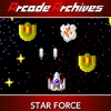 Arcade Archives: Star Force artwork
