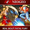 ACA NeoGeo: Real Bout Fatal Fury (SWITCH) game cover art