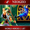 ACA NeoGeo: World Heroes 2 Jet artwork