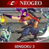 ACA NeoGeo: Sengoku 3 (SWITCH) game cover art