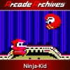 Arcade Archives: Ninja-Kid artwork