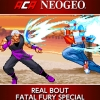 ACA NeoGeo: Real Bout Fatal Fury Special (SWITCH) game cover art